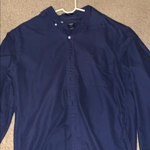 J. Crew Button Down (Slim Fit - Oxford)